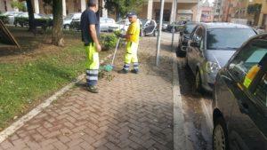 Interventi pulizia - Emergenza maltempo