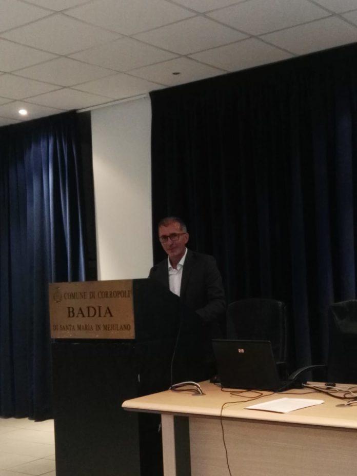 Caccioppoli conferenza stampa liceo D'Annunzio
