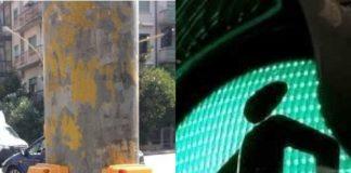 In funzione i semafori 'braille' a San Benedetto (Il Martino - ilmartino.it -)
