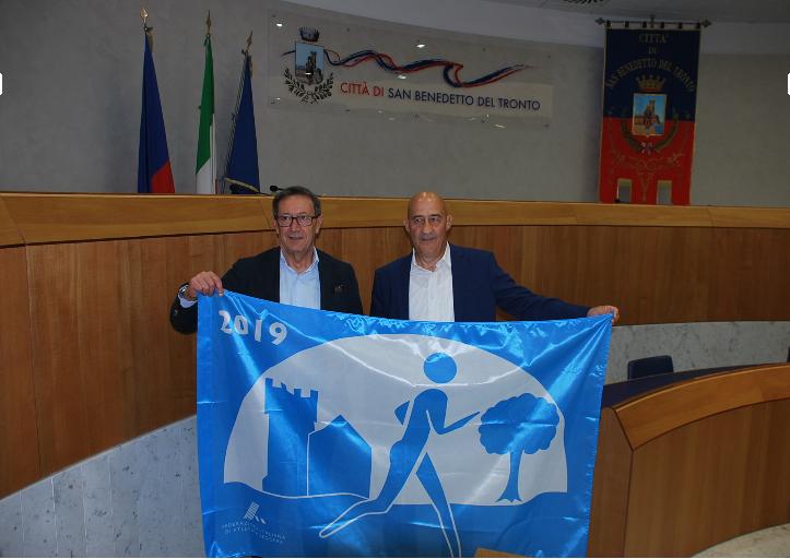 San Benedetto del Tronto, Bandiera Azzurra (Il Martino - ilmartino.it -)