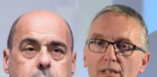 Zingaretti, Ceriscioli (Il Martino - ilmartino.it -)