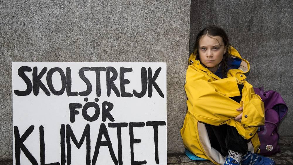greta thunberg sciopero per il clima fridays for future