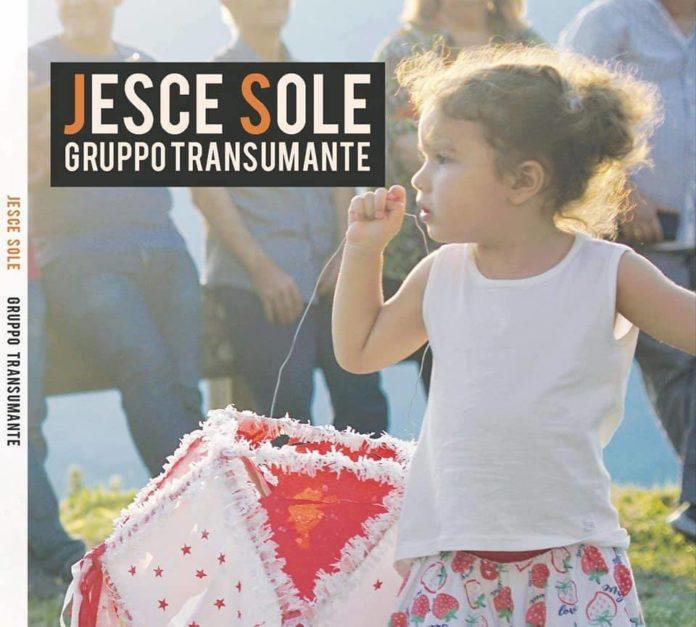 Jesce solo album addje addje videoclip del Gruppo Transumante