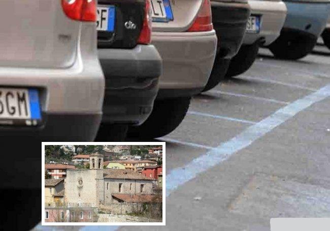 Parcheggi Ascoli Piceno, Chiesa di San Pietro in Castello (Il Martino - ilmartino.it -)