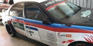 Amedeo Pancotti Scuderia Memo Corse Time Attack 2019 di Racalmuto