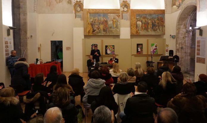 Il Colore delle Vene Amedeo Pancotti presentazione Ascoli