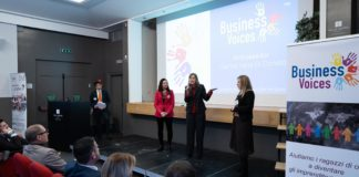 Adotta una Scuola, Business Voices di BNI