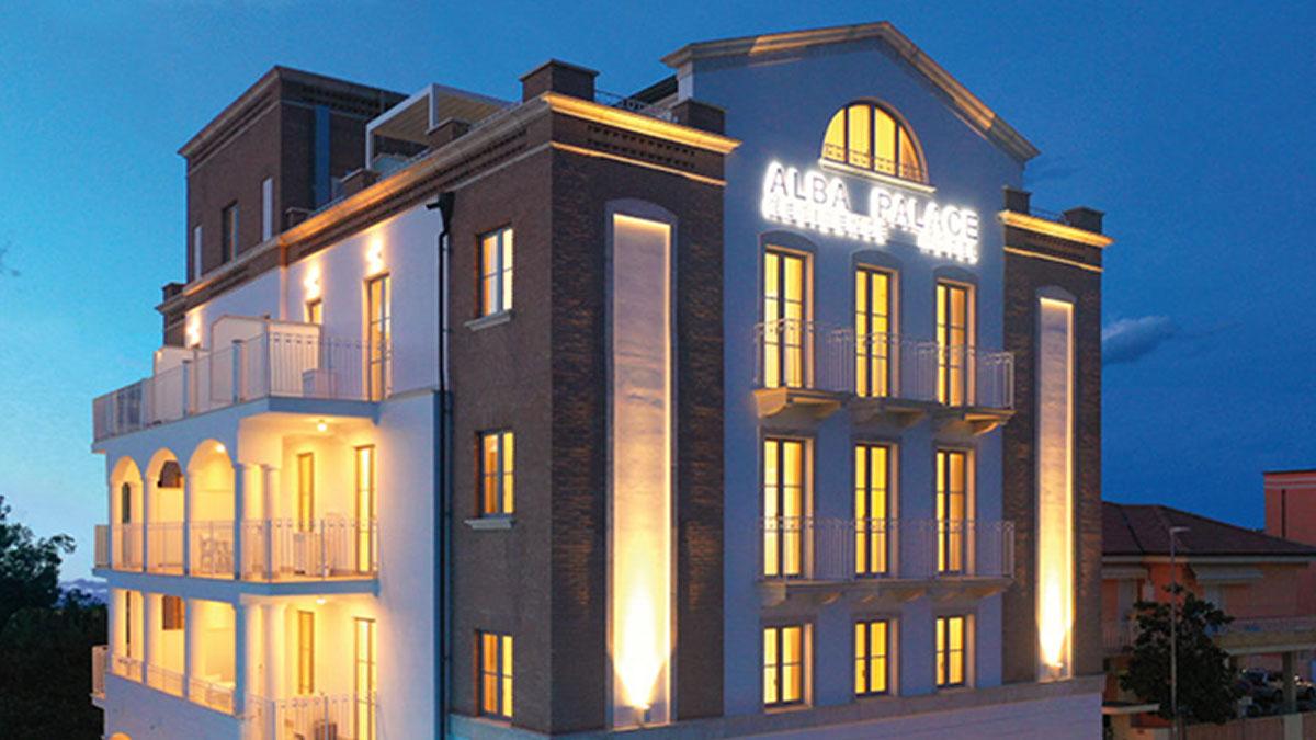 alberghi nella fase 2- alba palace- alba adriatica