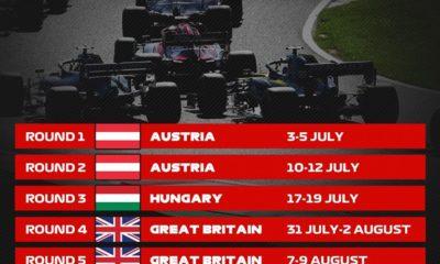 formula1 otto gare