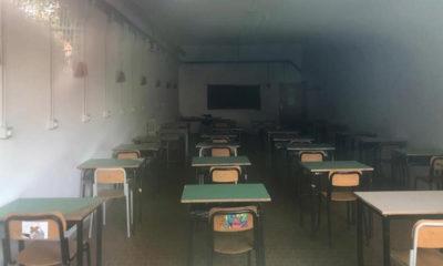 """picco di contagi al liceo """"A. Orsini"""" di ascoli"""
