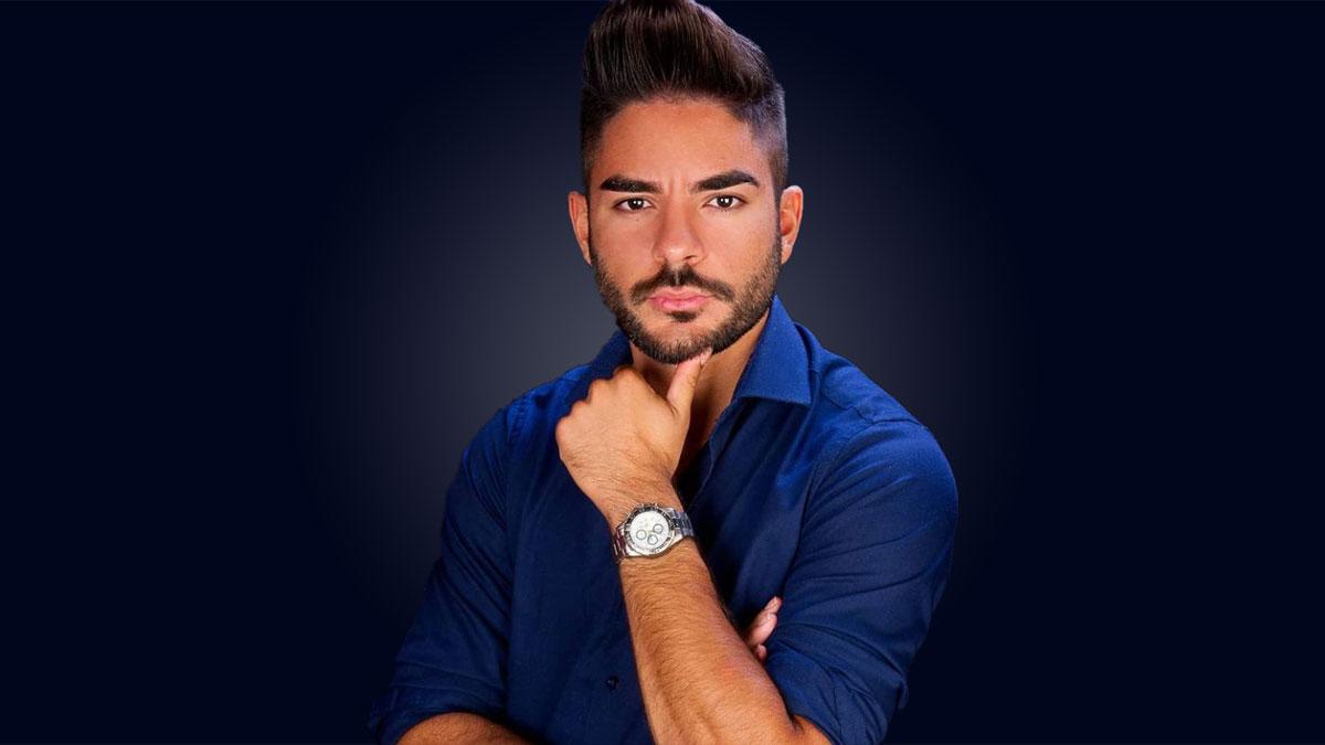 Davide Ciampini hair stylist e politico