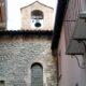 crollato il tetto della chiesa di Santa Caterina